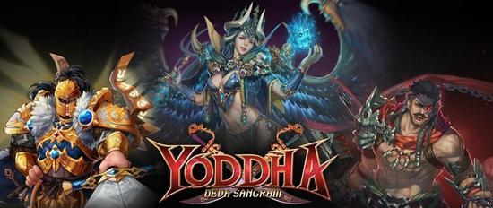 回合制RPG游戲《印度神話大亂斗》英文版上架_97973手游網