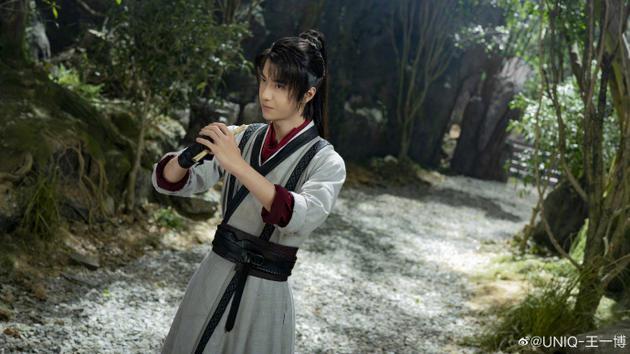 62ff-khxeamw2942543 Zhao Liying and Wang Yibo Bid Farewell to the Legend of Fei