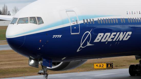 1962年以来首次 波音1月份新飞机订单为零(图)