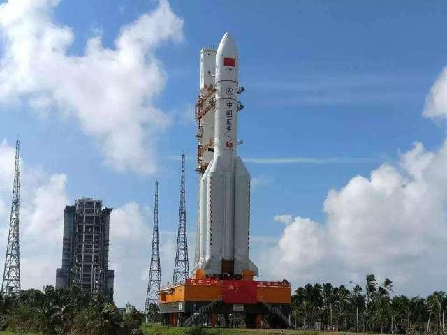 """""""天问一号""""抵达发射场,中国火星之旅将启程,这次我们更有底气"""