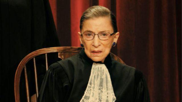 大法官金斯伯格去世,美国最高法将进入保守时代_手机新浪网