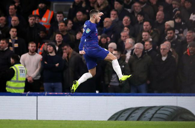Chelsea 2-1 Tottenham,Chelsea will face Manchester City in the final7