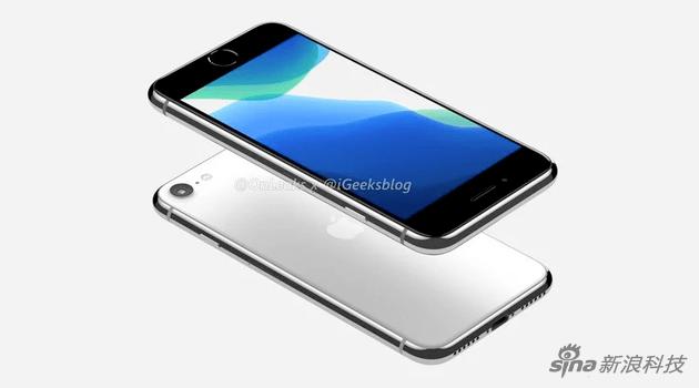 据说原本计划在春季发布会的iPhone SE 2代