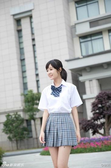 徐嬌即將高中畢業 已被美國知名大學錄取