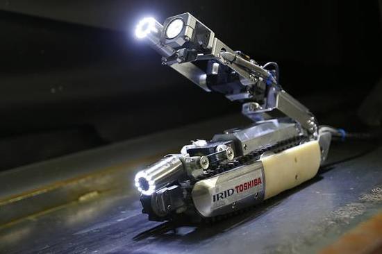 東芝機器人將進福島核電站調查:遊戲手柄操控