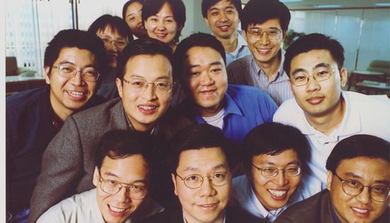 微軟研究院高管李世鵬跳槽科通芯城任CTO
