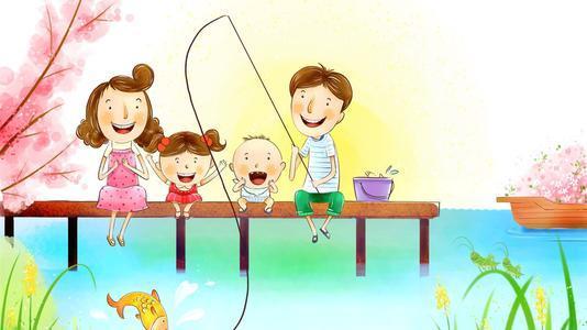 最有福气的家庭:妈妈被宠爱,爸爸被尊重,孩子被接纳