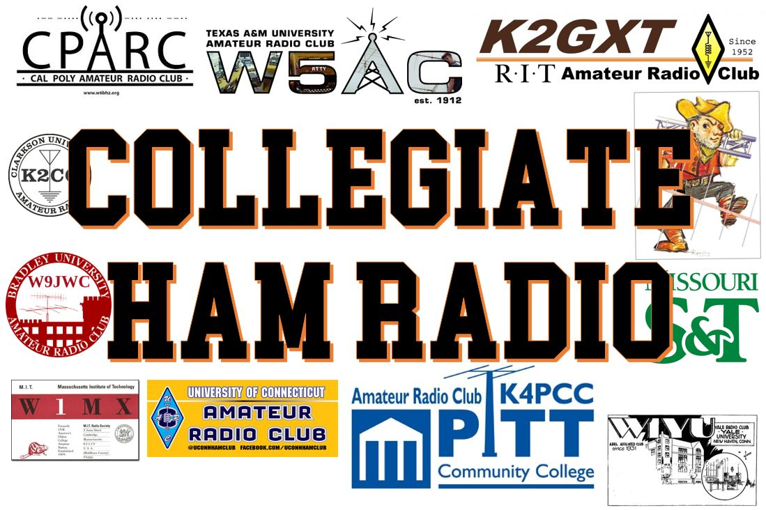 Amateur Radio in College Leading to a Career – A Testimonial
