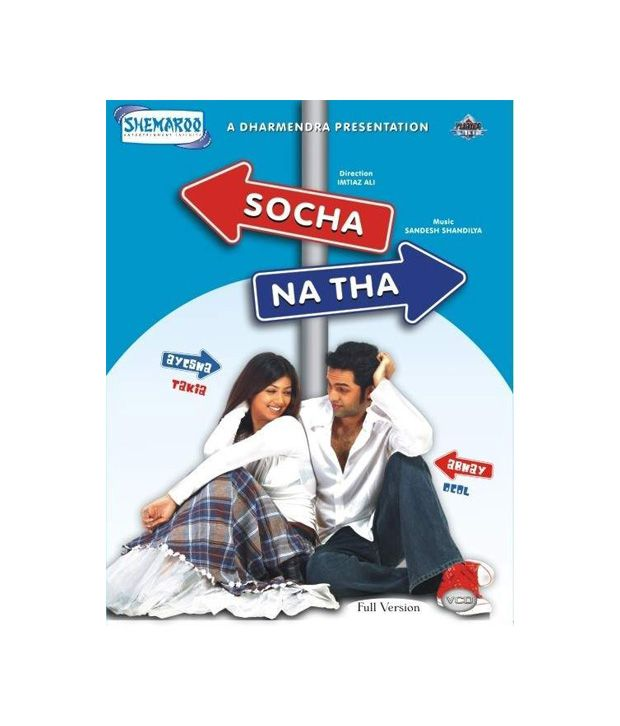 Image result for socha na tha dvd