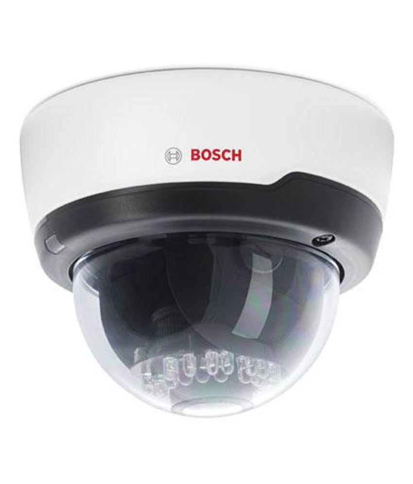 Wireless Security Dome Camera System