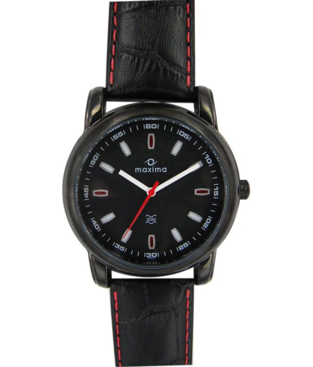 Maxima Attivo 26927Lagb Men'S Watch