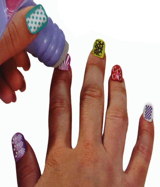 Nail Art Studio Klutz Ideas