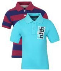 612 League Pack Of 2 Polo T-Shirts