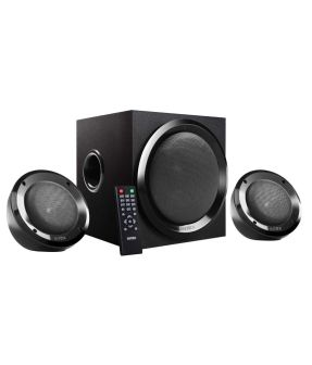 Snapdeal Offer- Get Intex IT-2202 SUF OS 2.1 Multimedia Speakers Black At Rs 1,599 Only