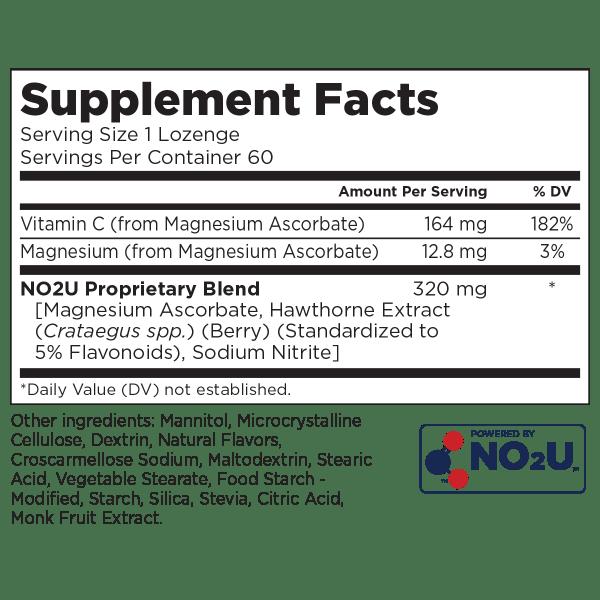 N1O1 Nitric Oxide