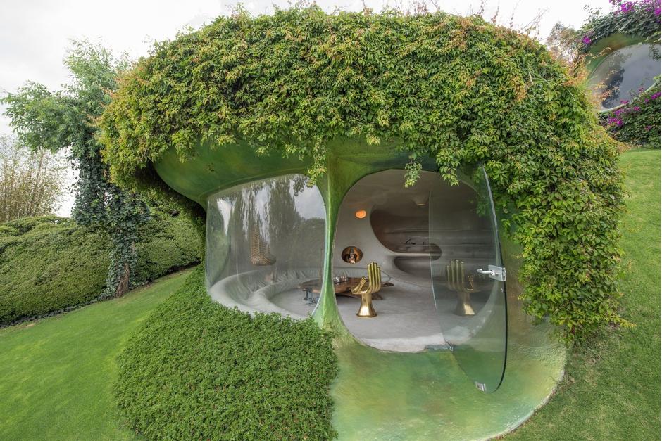 Самые необычные дома мира (фото 1)