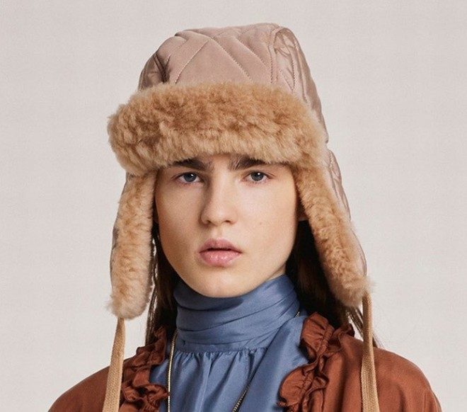 How to choose the perfect hat for the winter?  (photo 12)