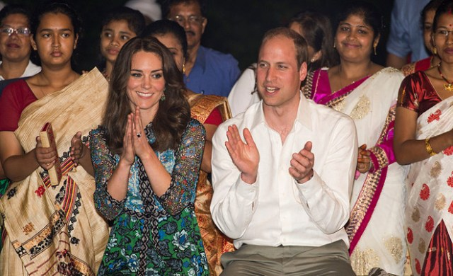 What does Prince William like?  23