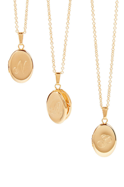 Тенденция: медальоны и амулеты (фото 3)