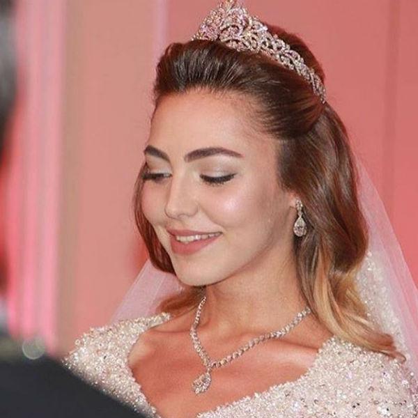 фото невесты сына михаила гуцериева свысока смотрела
