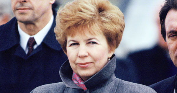 Раиса Горбачева. Фото