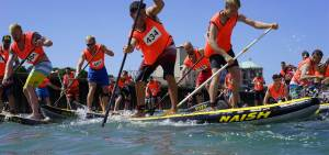 Naish N1SCO One design national championships Weymouth 2015