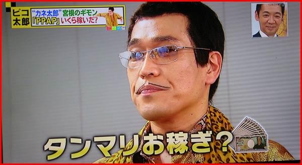 ピコ太郎 PPAP いくら稼いだ?