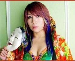 アスカ  ASUKA プロレスラー WWE