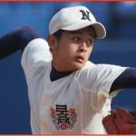 井上広輝(日大三)の変化球の球種や最高球速を調査!出身中学や優秀な兄も気になる!