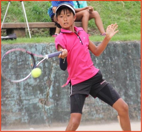松田絵理香 テニス