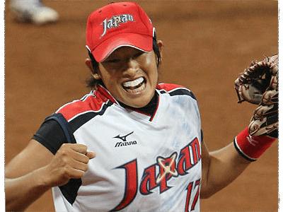 上野由岐子の身長や最高球速や出身高校はどこ?年収はいくらで熱愛彼氏の存在は?