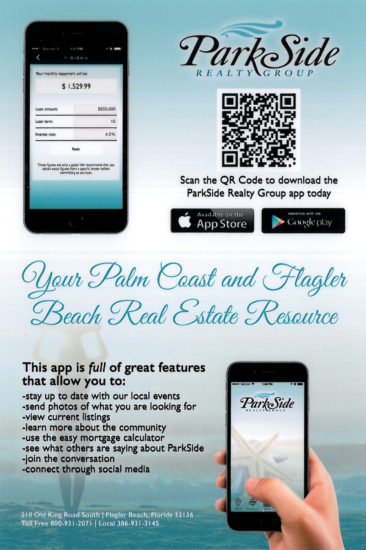 Contact Palm Coast REALTOR Diane And Kevin Orak With The