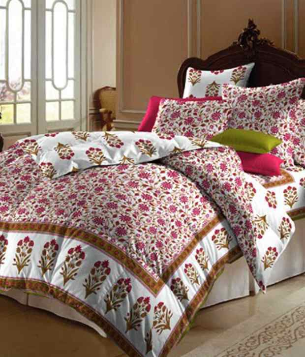 Jaipuri Quilts King Size