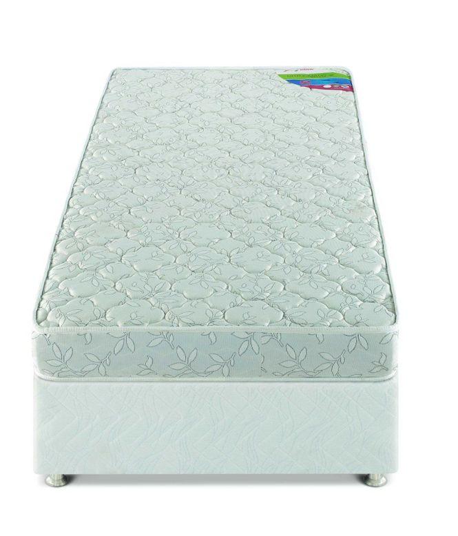 Rej Interio Queen Size Orthomatic Deluxe Foam Mattress 78x60x5 Inches