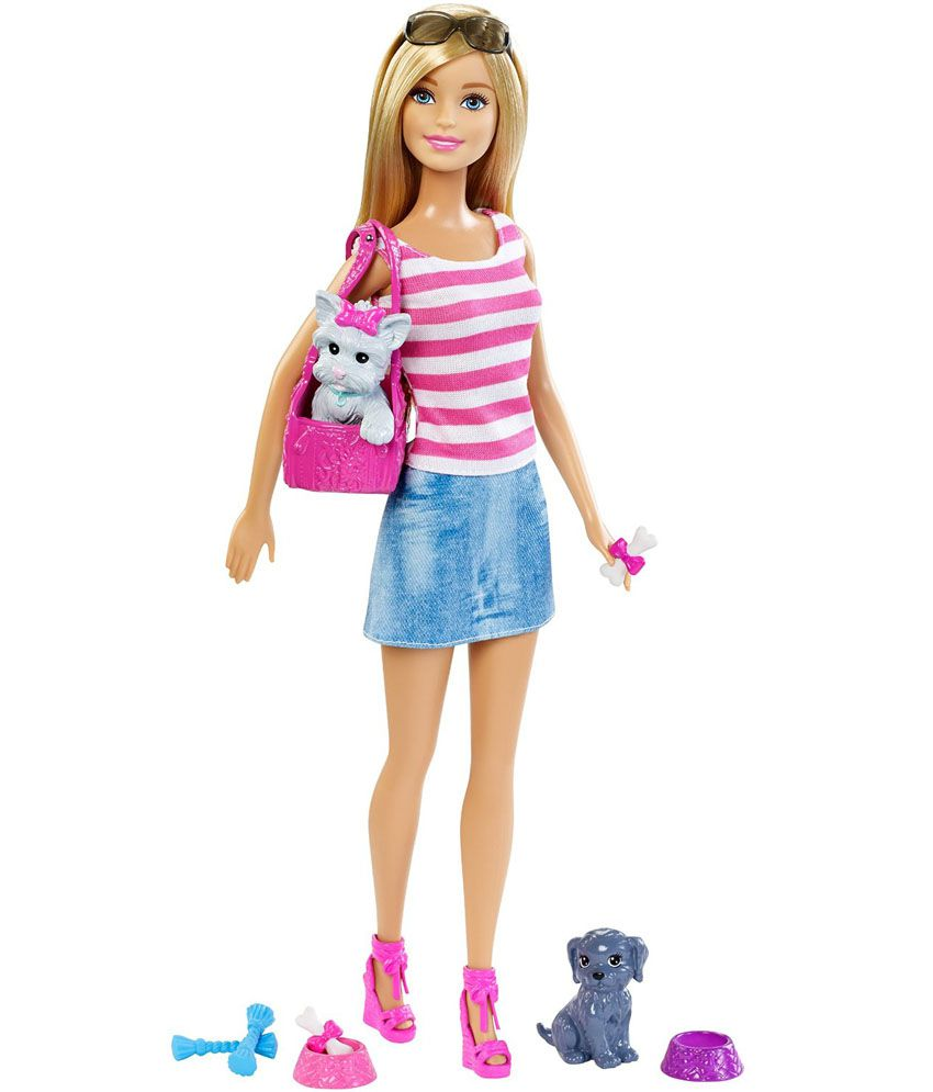 Barbie Fashion Dress Games Free Online