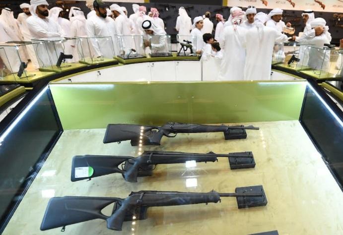 معرض أبوظبي الدولي للصيد