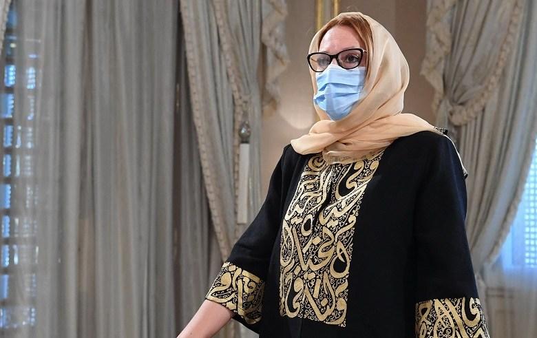 سفيرة تونس بواشنطن