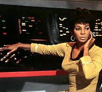 אוהורה, קצינת הקשר של האנטרפרייז מהסדרה המקורית