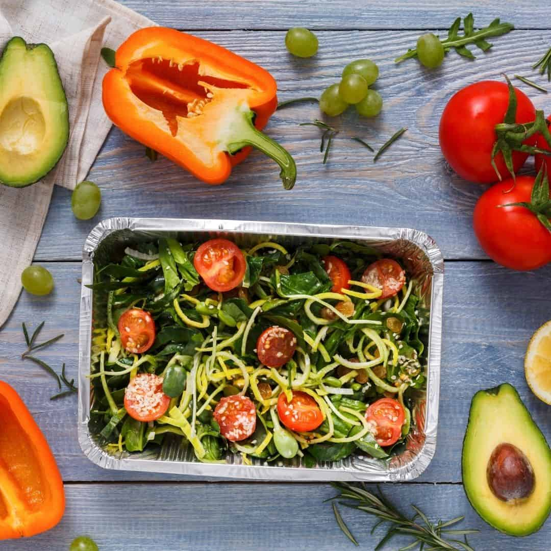 healthy foods for PCOS fertility