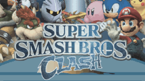 Super Smash Bros Clash
