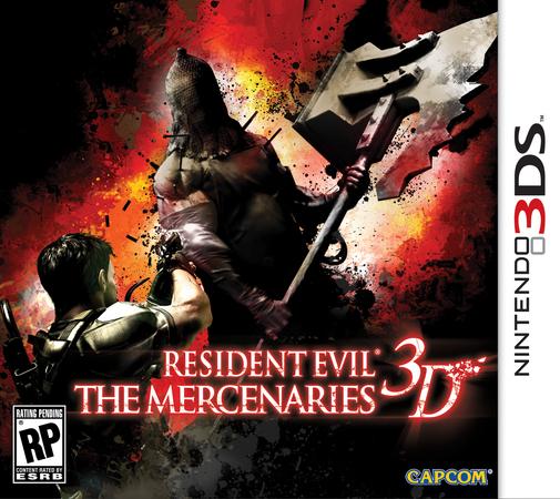 Qualche Info su Resident Evil: The Mercenaries 3D