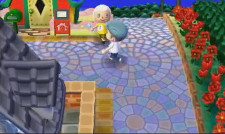 Animal Crossing 3D Quest'Autunno in Giappone