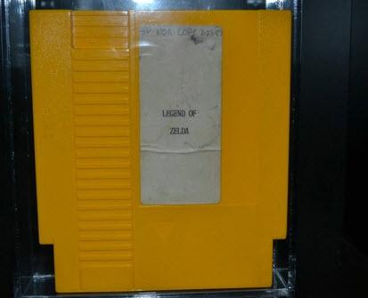 Prototipo di Zelda in Vendita su eBay