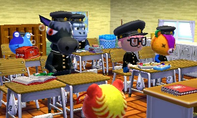 Collaborazioni con Monster Hunter e 7-Eleven in Animal Crossing: Happy Home Designer