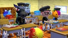 Monster Hunter e 7-Eleven in Animal Crossing