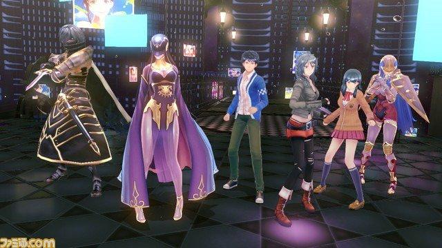 Nuovi Screenshot dei Personaggi di Shin Megami Tensei X Fire Emblem