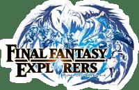Lavori in Final Fantasy Explorers
