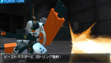 Robattle in medabots 9