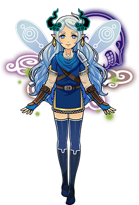 my Fairy System in Hyrule Warriors 6