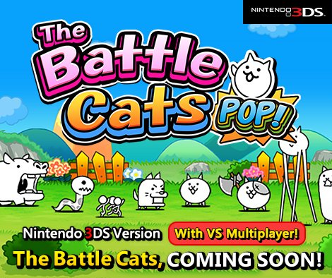 The Battle Cats Pop! Arriva in Occidente
